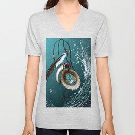 Pendant - The Heart of the Ocean Unisex V-Neck