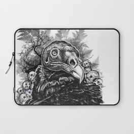 Vulture and Pine Laptop Sleeve