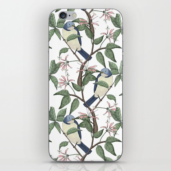 Bird Spotting iPhone & iPod Skin