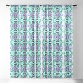 Shadow OG Pattern Sheer Curtain