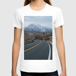 Blue Mountain Road T-shirt