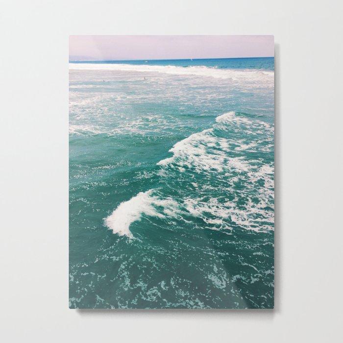 Oceania Metal Print