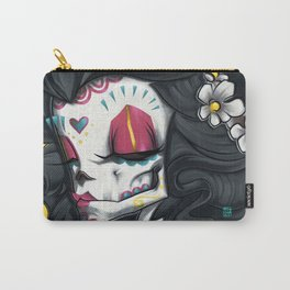 Madame Muerte PAINT Carry-All Pouch