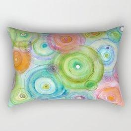 Eternal Eclipse 5 Rectangular Pillow