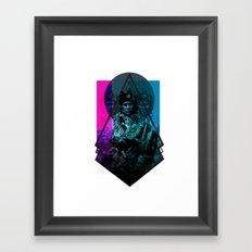 Mean Mug 1 Framed Art Print