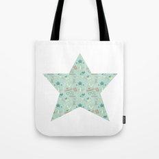 Empowering Star Tote Bag