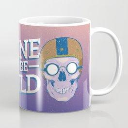Skullture: Bone to be Wild Coffee Mug