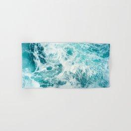 Ocean Sea Waves Hand & Bath Towel