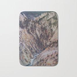 Yellowstone Falls Bath Mat