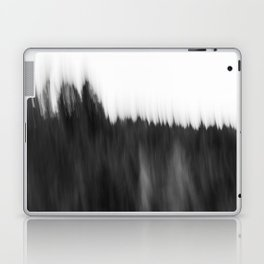 Zeitgefluester NO2 Laptop & iPad Skin