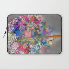 Floral abstract(56) Laptop Sleeve