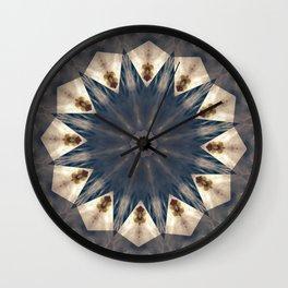 Mandala Fantasy Wall Clock