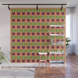Turnip Patch Wall Mural