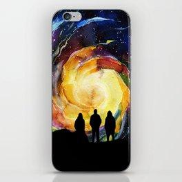 Space Vortex iPhone Skin