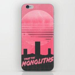 Monolithic Trust iPhone Skin