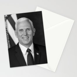 Vice President Mike Pence Official Portrait - 2017 Stationery Cards