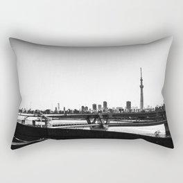 Sky Tree, Tokyo Rectangular Pillow