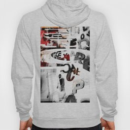 LETRAS - BONS ARES 2 Hoody