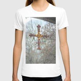 Asturias Christ's cross T-shirt