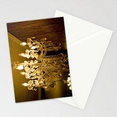 golden light::charleston Stationery Cards