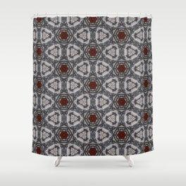 Pattern #15 Shower Curtain