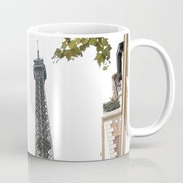 Eiffel tower architecture Coffee Mug