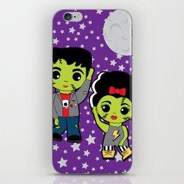 The Frankenstein Stomp iPhone Skin