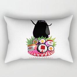 Sunday Funday II Rectangular Pillow