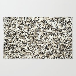 Snow Geese Migration Rug