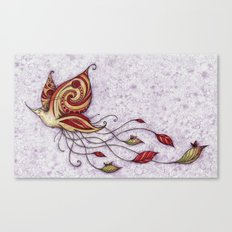 Hummerfly Canvas Print