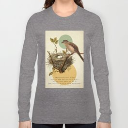 To Kill A Mockingbird Long Sleeve T-shirt