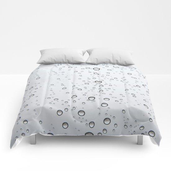 Rain Drop Comforters