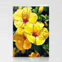 Yellow Hibiscus #18 by gpalmwater