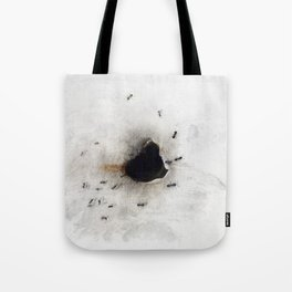 Infested Tote Bag