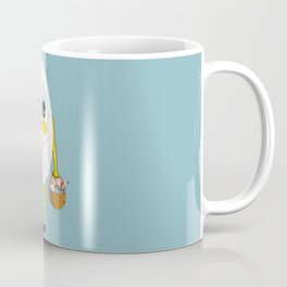 Rabbit hunt Coffee Mug