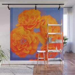 The Glitch Hiatus 01 Wall Mural