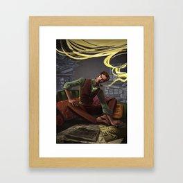Seven Percent Framed Art Print