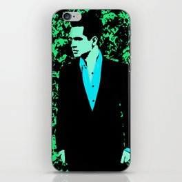 Brendon Urie Pop Art iPhone Skin