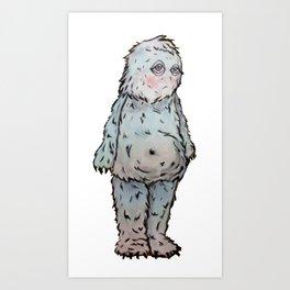 Linus Art Print