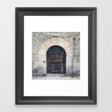 Doors of Perception 6 Framed Art Print