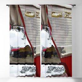 bel air classic car Blackout Curtain