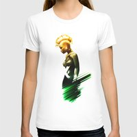 storm T-shirts featuring Storm by Luke