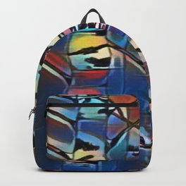 """""""Forest Unseen Pattern"""" Backpack"""