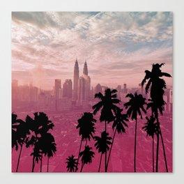 City Dream Canvas Print