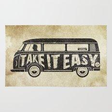 Take it Easy - tribute Rug