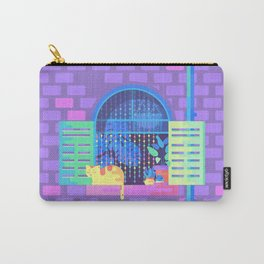 Windowsill Basking Carry-All Pouch