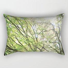 Reaching for the Sun Rectangular Pillow