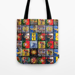 Portuguese art collection Tote Bag