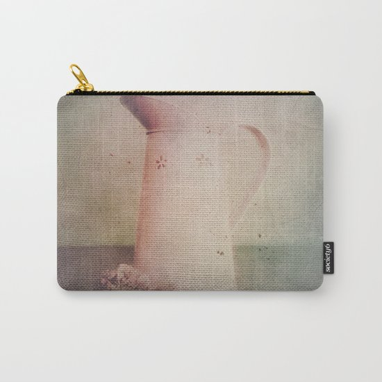 Vintage in Pink Carry-All Pouch