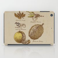 clockwork orange iPad Cases featuring Steampunk Fruit  by Eric Fan